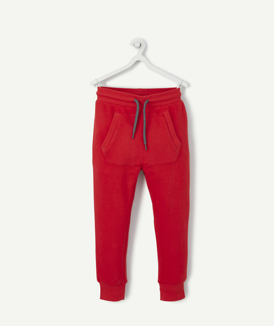 Trousers - Jogging pants radius - RED JOGGING PANTS