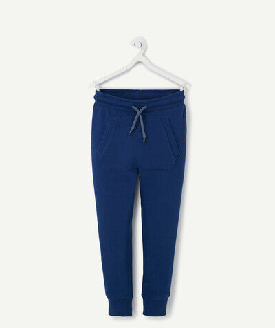 Trousers - Jogging pants radius - BLUE JOGGING PANTS
