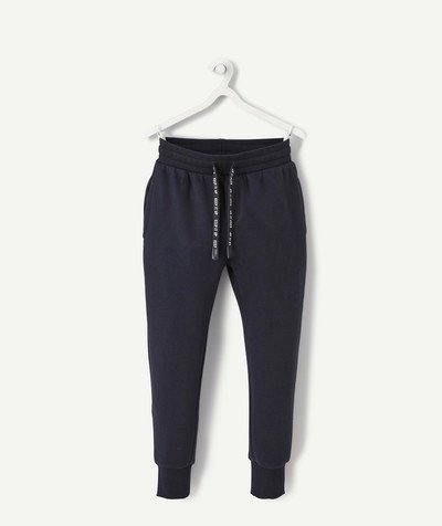 Toute la collection Rayon - LE PANTALON DE JOGGING BLEU MARINE