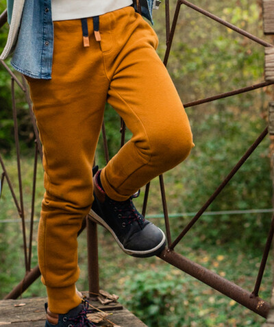 Nouvelle collection Rayon - LE PANTALON DE JOGGING CAMEL
