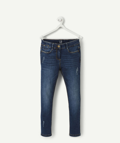 Pantalons taille + Rayon - LE JEAN STONE SLIM TAILLE +
