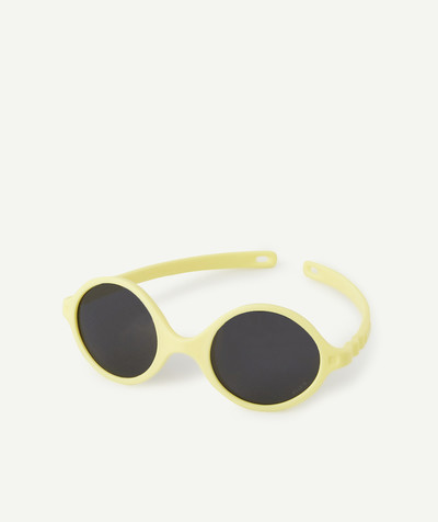 All collection radius - KiETLA® - SUNGLASSES 0-12 MONTHS YELLOW AND ULTRA-SUPPLE