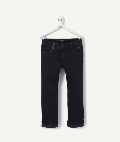 Trousers - Jogging pants radius - STRAIGHT DARK BLUE JEANS