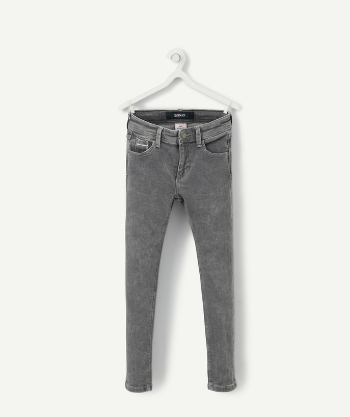 Jeans Rayon - LE JEAN SKINNY GRIS