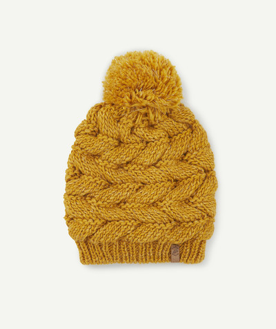 All Collection radius - MUSTARD AND GOLD HAT