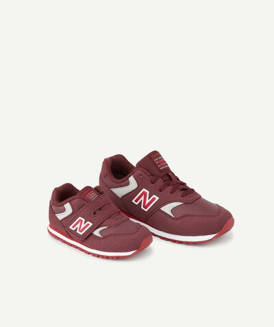 Toute la collection Rayon - NEW BALANCE ® - LES BASKETS 393 BORDEAUX
