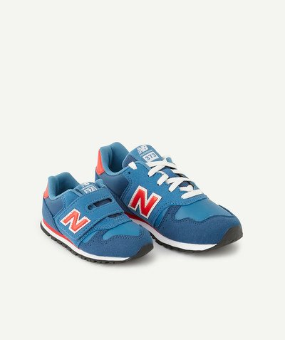 Baskets Rayon - NEW BALANCE ® - LES BASKETS 373 BLEUES ET ROUGES