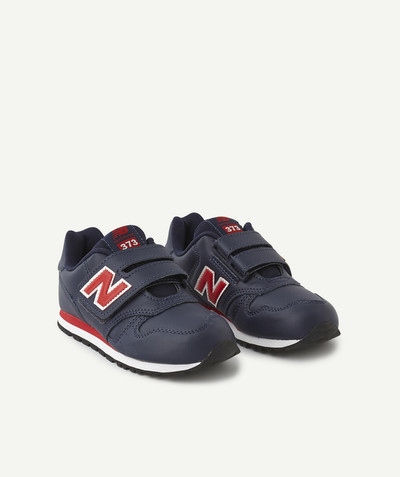 Baskets Rayon - NEW BALANCE ® - LES BASKETS 373 BLEU MARINE