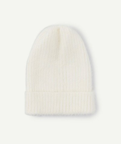 All Collection radius - WHITE KNIT HAT
