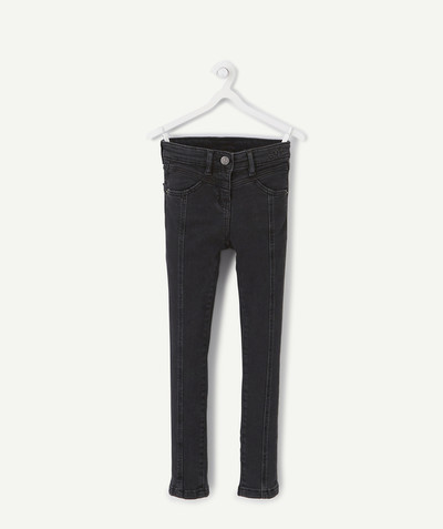 Collection ECODESIGN Rayon - LE JEAN SUPER SKINNY NOIR