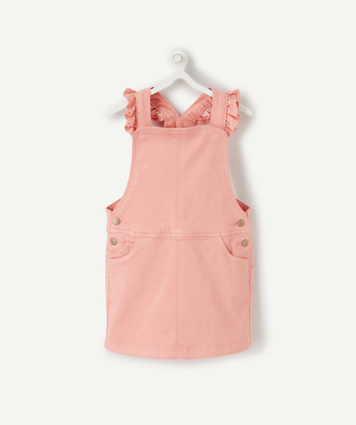 Nouvelle collection Rayon - LA ROBE SALOPETTE ROSE