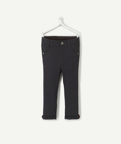 Toute la collection Rayon - LE PANTALON SLIM NOIR