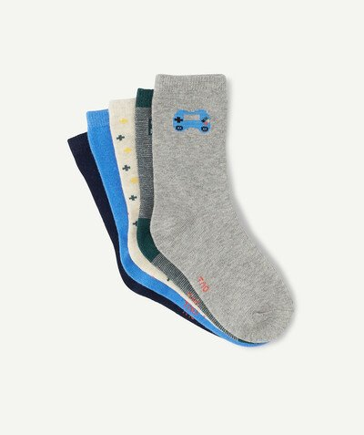 Accessories radius - FIVE PAIRS OF VIDEOGAME SOCKS
