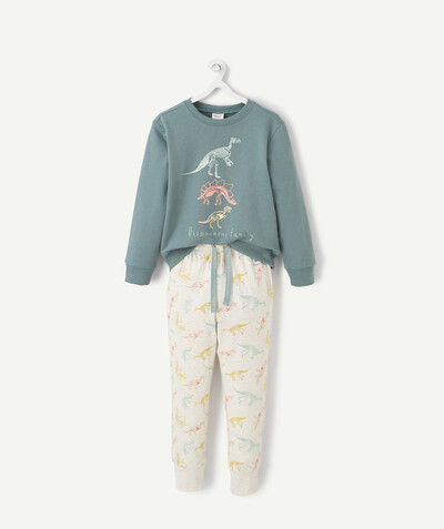 Collection ECODESIGN Rayon - LE PYJAMA PHOSPHORESCENT EN COTON BIOLOGIQUE