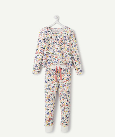 Nightwear radius - COLOURED PYJAMAS IN ORGANIC COTTON