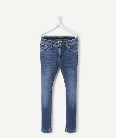 Toute la collection Rayon - LE JEAN SKINNY STONE TAILLE +