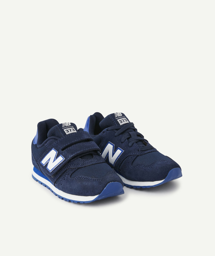 Shoes, booties radius - NEW BALANCE ® 373 BLUES TRAINERS