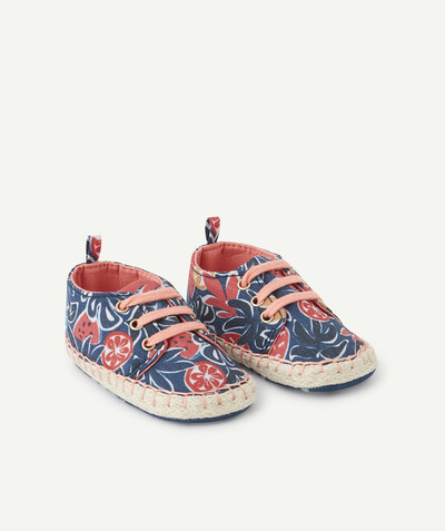 Spring looks ideas radius - SUPPLE PRINTED SHOES WITH LACES