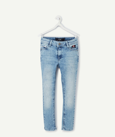 Toute la collection Rayon - LE JEAN SLIM TRIPLE STONE