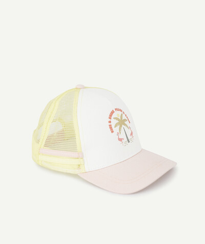 All Collection radius - PINK AND YELLOW CAP