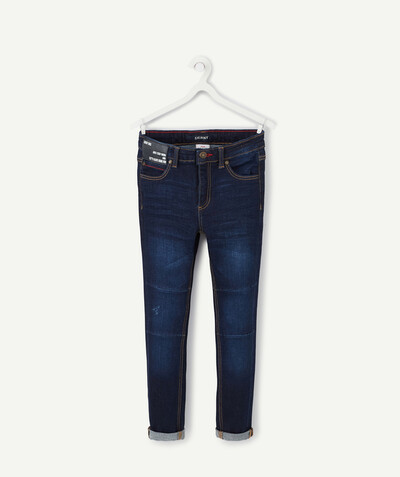 Collection ECODESIGN Rayon - LE JEAN SKINNY BLEU MARINE