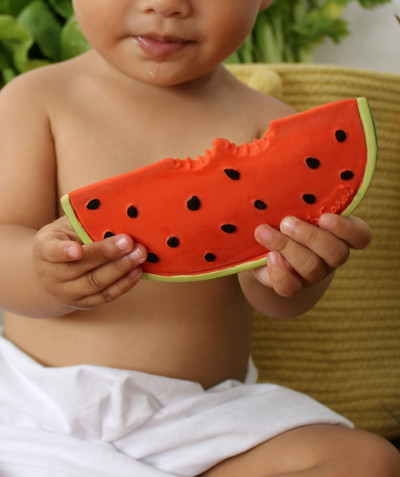 All accessories radius - OLI & CAROL® - WATERMELON TEETHING TOY