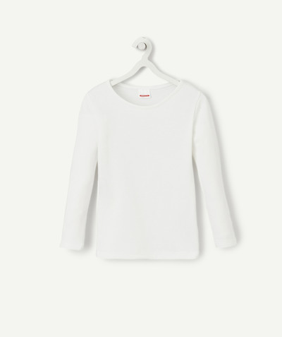 DAMART ® radius - DAMART® - WHITE THERMOLACTYL 3 T-SHIRT