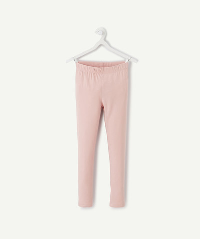 Toute la collection Rayon - LE LEGGING ROSE POUDRÉ