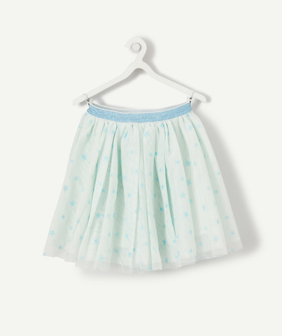 Outlet radius - BLUE ESSENTIAL DREAM SKIRT