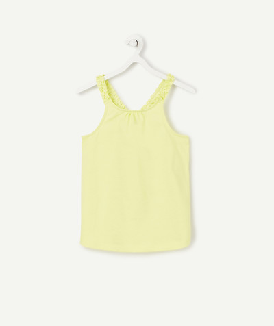 All Collection radius - YELLOW VEST TOP