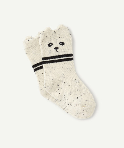 Accessories radius - PAIR OF SPECKLED SOCKS