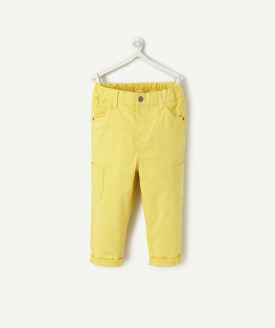 All collection radius - WIDE YELLOW TROUSERS
