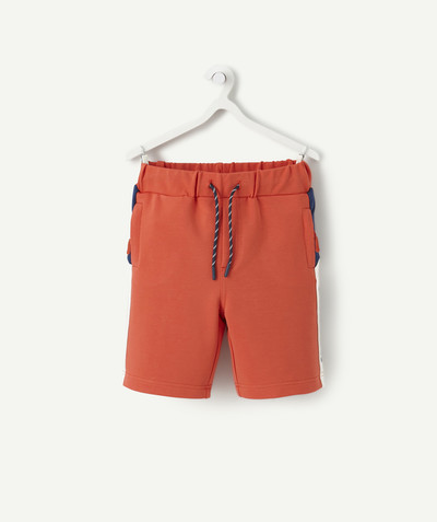 Bermuda - Short Rayon - LE BERMUDA STRETCH COLOR BLOCK