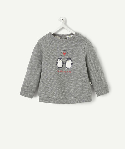 Vêtements Rayon - LE SWEAT EN COTON IMPRIMÉ