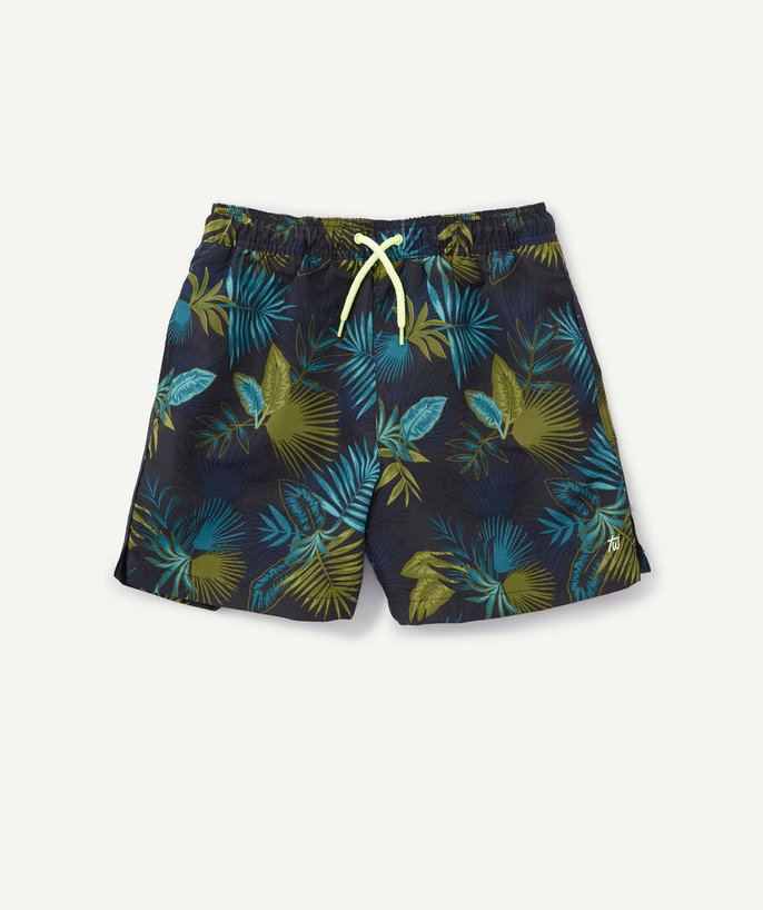 Sportswear Sub radius in - TROPICAL PRINTED SWIMSUIT