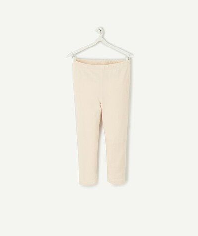 Basics radius - CREAM LEGGINGS