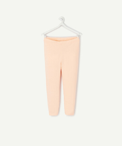 Basics radius - SALMON COLOURED LEGGINGS