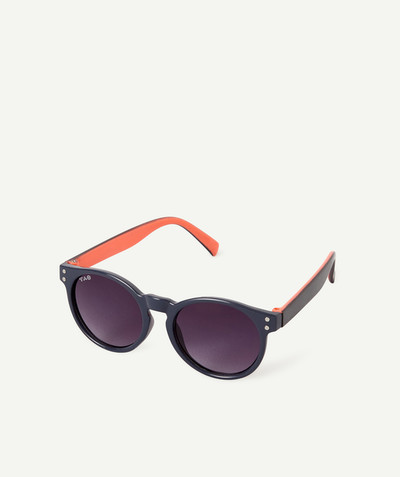All collection radius - TWO-TONE SUNGLASSES