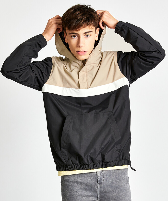 Sportswear Sub radius in - WATER-REPELLENT COLOUR BLOCK BLOUSON JACKET