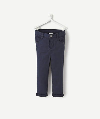All collection radius - NAVY BLUE TROUSERS