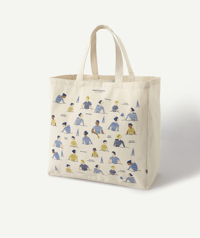 Accessories radius - PRINTED SHOPPING BAG MADE IN FRANCE