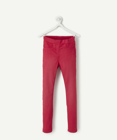 Basics radius - RASPBERRY STRETCH TREGGINGS